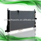 For Captiva Burbuja Auto Radiator cooling System Aluminum Automotive Radiator