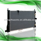 For Captiva Burbuja Auto Radiator cooling System Aluminum Automotive Radiator