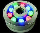 12*1W IP68 12W led underwater light