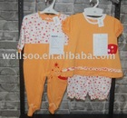 family flower baby sets