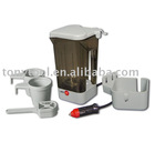 DC12V/DC24V 400CC Car Coffee Maker/ Electric Kettle