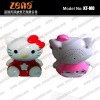 hello kitty mini speaker