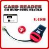 classical mini usb card reader