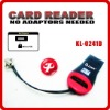 classical mini usb card reader
