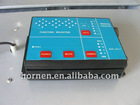 Solar traffic arrow boards with new synchronous instructions control box
