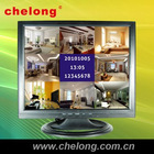 "17"" TFT LCD Monitor for CCTV with Resulotion of 1280*1024(CL-1700CCTV)"