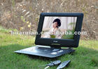 hot sale 7 inch DVD with TV turner