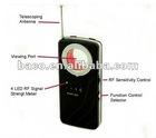 Senstivity camera detector sweep all hidden camera lens ,gps tracker gsm bug
