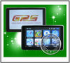 "7"" portable GPS Navigator analog tv FM transmitter bluetooth"