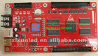 led screen control card for full color led display and support wirelss communication like 3G,GPRS