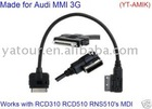 Media-in i pod cable for RCD310 RCD510 RNS510