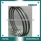 12040-97072 cast iron piston rings fit for NISSAN RF8