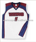 dry fit youth basketball uniform jersey supplier