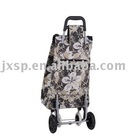 Shopping Cart with flower patterns(GW 136)