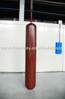 CNG Steel cylinders for the on-board of compressed natural gas as a fuel for vehicles