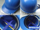 BLUE A Cap Style -B01 / Aluminum Hard hat /