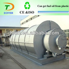 2013 Newly machine convert waste plastic recycling to oil