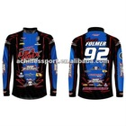 Custom Sublimation Bicycle Shirt