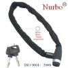 SL736*Nurbo*motorcycle wheel lock,motorcycle safety lock,heavy-duty chain lock