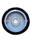 Industrial polishing disc brush
