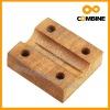 Wood Bearing Block