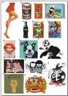 2012 new promotional pvc sticker