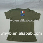 WHWB-5888 Military color T-shirt