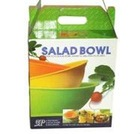 3-PC.SALAD BOWL W/LID