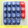 custon silicone e-dictionary keypads for electronic product