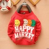child's long sleeve cute pullover hoody