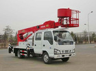 NKR 4*2 High-altitude Operation Truck