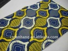 100% cotton African printed real wax fabric