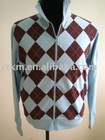 latest design fleece men sportswear with print