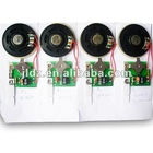 Sound recording Voice recording Module for Greeting Cards