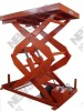 hydraulic stationary scissor lift/ electric scissor lift