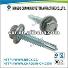 phillips pan head self drilling screw