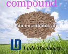 compound biomass pellet fuel