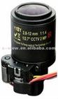 IR Mega pixel Varifocal Auto Iris 2.8-12mm CCTV Lens