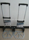 3 quarter aluminium hand cart/luggage trolley/hand buggy