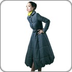 2011 Latest women's winter coat