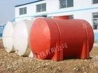 Plastic/PE Horizontal Storage Tank