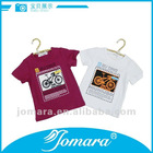 New arrive children plain t shirts,short childrens t shirts