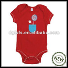 red baby clothes fashion
