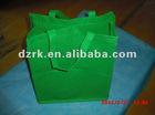 recycled non woven polypropylene shopping bags