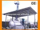 Fuel oil distillation machine