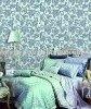 Flocked wallpaper RQ 108804