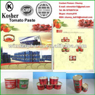 High-Nutritional Recipe Tomato Paste