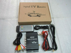 DVB-T MPEG-4 HD Digital Car TV Receiver Box w/ Antenna