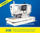 JK-580 Electronic Eyelet Buttonhole Industrial Sewing Machine