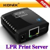 USB 2.0 Ethernet Network Print Server Printer Share Hub